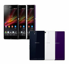 3 Colors Sony Ericssion Xperia Z C6603 4G LTE NFC Unlocked Mobile Phone 16GB