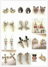 New Fashion Europe Style plating 14k All kinds of beautiful style earrings