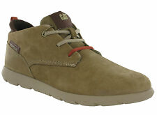 Caterpillar Casual Smart Leather Ankle Padded Roamer Mid Lace Mens Boots