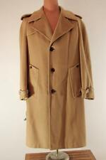Magnificent Vintage 100% Camel Hair FINCHLEY Mens Overcoat * Top Coat * 40-42