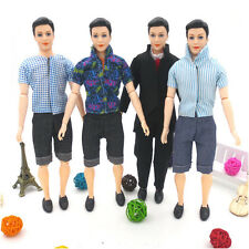 2016 Prince Ken Barbie Boyfriend Doll Toy With Clothes Accessories For Xmas gift