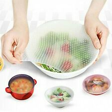 Food Wrap Reusable Seal Cover Stretch Fresh Keeping Kitchen Tools