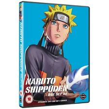 Naruto Shippuden Box 24 (Episodes 297-308) DVD - Brand new!