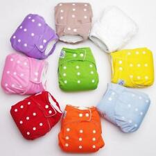 Baby Washable Diaper Infant Cloth Diapers Reusable Nappy