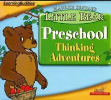 Little Bear Preschool Thinking memory colors shapes PC 2 new CDs XP tested