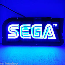 "LD178 SEGA TV Game Store Shop Bar Display LED Light 3D Acrylic Sign 11.5""x5.25"""