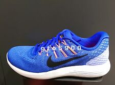 Nike Wmns Lunarglide 8 Women Blue Black Running 843726-406