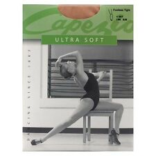Capezio 1817 Adults Ultra Soft Footless Dance Tights - Suntan