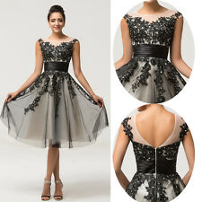 Short Formal Cocktail Gown Party Prom Bridesmaid Dress Graduation & Homecoming