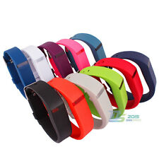 Fashion Colorful Replacement Wrist Band Wristband Strap for Fitbit Flex Bracelet