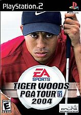 Tiger Woods PGA Tour 2004 (Sony PlayStation 2, 2003)