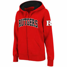 Rutgers Scarlet Knights Stadium Athletic Women's 2017 Arched Name Fz Sweatshirts