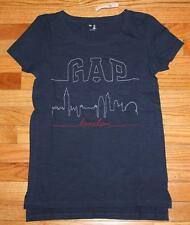 NEW NWT Womens GAP London England City LOGO Tee T-Shirt Britain British *V3