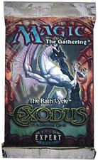Magic the Gathering Exodus Factory Sealed Booster Pack