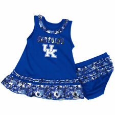 Kentucky Wildcats Colosseum Girls Infant Fountain Dress and Bloomers Set - NCAA