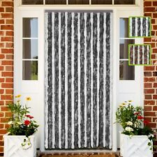 #bNew Insect Curtain  Bug shield Mosquito Screen  90 / 100 x 220 cm 2 Colours