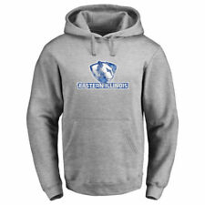 Eastern Illinois Panthers Classic Primary Logo Pullover Hoodie - Ash - NCAA