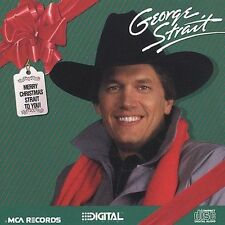 Merry Christmas Strait to You by George Strait (CD, Sep-1993, MCA)