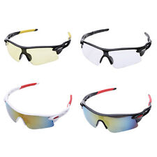 Cycling Bike Riding Bicycle Fishing Sun Glasses Eyewear Goggles UV400 with Case