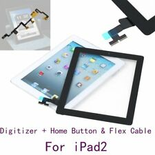 Replacement Touch Screen Digitizer + Home Button Assembly Cable for iPad2 XRA
