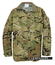 British Army Issue MTP / Multicam LIGHTWEIGHT Goretex Waterproof JACKET