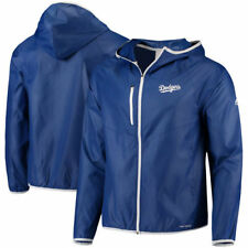 Los Angeles Dodgers Majestic Weakness is a Choice Full-Zip Jacket - Royal - MLB