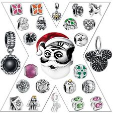 Hot Charms Necklace Pendant For Sterling European 925 Silver Bead Bracelet Chain