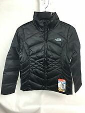 NEW THE NORTH FACE WOMENS ACONCAGUA JACKET BLACK 550 FILL DOWN INSULATED WARM