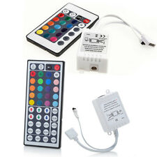 24/44 Key IR Remote Controller RGB Control Box 12V For 3528/5050 SMD Strip Light