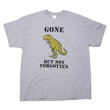 Gone but not Forgotten T-Rex Crew Neck T-Shirt for Men