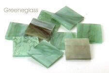 Rainforest Pearl Opal Mosaic Glass Tile  Cut to Order Shapes * Package