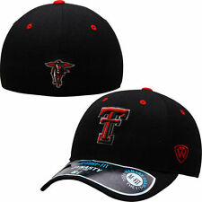 Texas Tech Red Raiders Top of the World Dynasty Memory Fit Fitted Hat - NCAA
