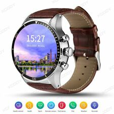 3G Smart Watch Android 5.1 Quad Core 4GB Bluetooth GPS WiFi For Samsung iPhone