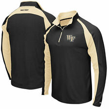 Colosseum Wake Forest Demon Deacons Pullover Jacket - NCAA