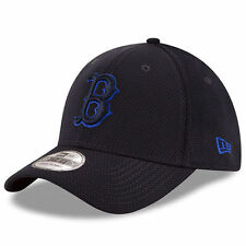 Boston Red Sox New Era Tone Tech Redux 39THIRTY Flex Hat - Navy - MLB