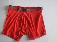 NWT REEBOK Athletic Fitness  Performance Underwear Boxer Brief Quick Dry