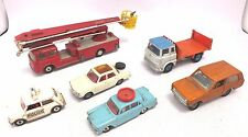 Job lot OF DIE-CAST Cars Vehicles By CORGI & DINKY TOYS  - S77
