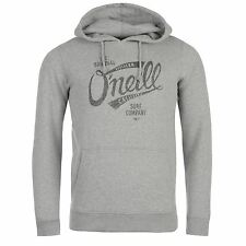 ONeill Mens Logo Hoody OTH Hoodie Hooded Casual Top Ribbed Kangaroo Pocket Print
