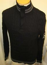 NEW NAUTICA Jeans Co Mens Sweater  NWT Cotton