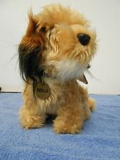 Benji Stuffed Plush Dog with Metal Tag Vintage Animal Dakin Joe Camps #31-1498