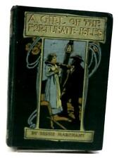 A Girl of the Fortunate Isles  Book (Bessie Marchant - 1111) (ID:96341)