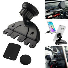 Universal Magnet Car CD Slot Holder Mount Stand For GPS MP4 5 Tablet Phone New