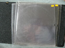 """12""""  PVC Plastic LP Record Outer Sleeve Covers"""