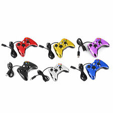 USB Wired Joypad Gamepad Controller For Microsoft for Xbox 360 for Windows 7 GK