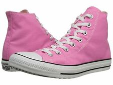 Converse All Star Chuck Taylor Hi Top Pink Canvas Mens Womens Size M9006