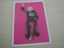 Julie Goodyear (Coronation Street) hand signed RARE *FREE POST*