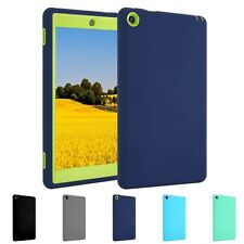 "Hybrid Heavy Duty Shockproof Protective Case Cover for Amazon Kindle Fire 7"" 8"""