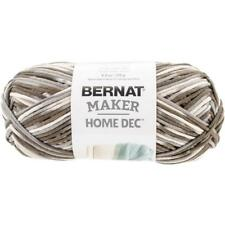 LOT of 2 ~Bernat MAKER Home Dec Yarn ~ Bulky/Chunky 250g balls ~ Lots of colors!