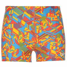 Speedo Kids Junior Boys Clash Aqua Shorts Trousers Pants Bottoms Swimming Boxers