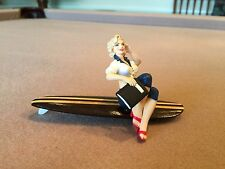 VINTAGE 1950S-60S STYLE ACCESSORY MARILYN MONROE AUTO DASH SURFER CHEVY FORD